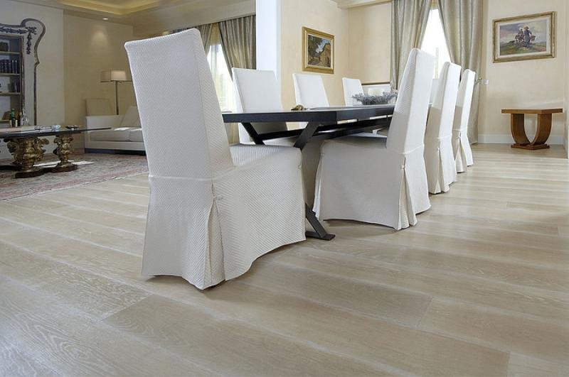 Lamelparket multiplank parketvloer vloerplanken vloerdelen eiken Select lamelparket 19 cm breed