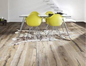 verschillende houtsoorten vloeren