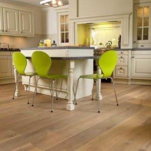 Opties houten vloeren keuken
