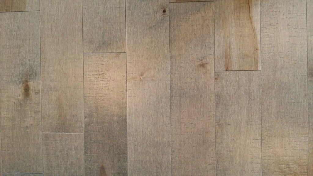 Eiken vloer op beton leggen