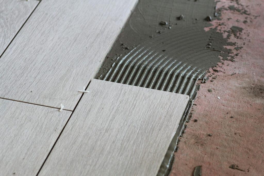 Ondervloer houten vloer aanleggen